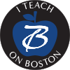 I TEACH ON BOSTON