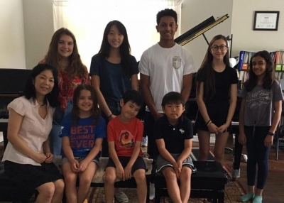 Piano Party June 2019
