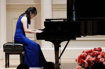Winner Recital of American Protege Competition